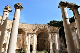 魅惑のシチリア×プーリア♪ Vol.187 ☆マザーラ・デル・バッロ:廃墟の美しい教会♪