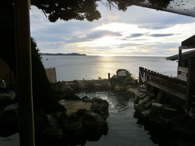 この夏恒例の温泉旅行。熱海伊豆山温泉お気に入りの水葉亭です。半年ぶりですが、車で御殿場アウトレットで買い物をして熱海へ。帰りは海沿いで2時間で東京へ。手軽で便利な旅行です。