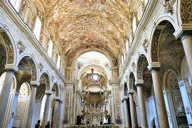 魅惑のシチリア×プーリア♪ Vol.192 ☆マザーラ・デル・バッロ:フレスコ画の美しい大聖堂♪