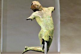 魅惑のシチリア×プーリア♪ Vol.194 ☆マザーラ・デル・バッロ:躍動感たっぷりのサティロス♪