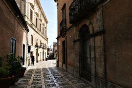 魅惑のシチリア×プーリア♪ Vol.207 ☆エリーチェ:誰もいない美しい旧市街の風景♪