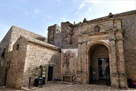 魅惑のシチリア×プーリア♪ Vol.209 ☆エリーチェ:中心広場から古城へ美しい旧市街♪