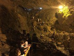 河内の風穴(鍾乳洞)→彦根城→KIRIN滋賀工場見学
