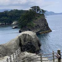 初めての1泊バスツアー2日目 下田観光と堂ヶ島遊覧船