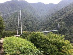 綾の照葉大吊橋に久し振りに行ってみた