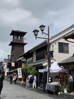 初めての埼玉県!朝の川越小江戸観光