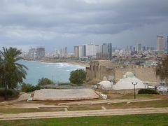 イスラエル10日間の旅(1) テルアビブとヤッフォ