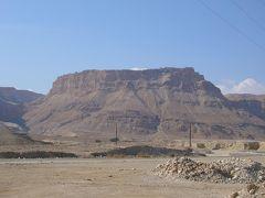 イスラエル10日間の旅(5) エンゲティ国立公園とマサダ要塞