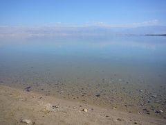 イスラエル10日間の旅(6) クムランの遺跡と死海