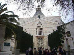イスラエル10日間の旅(7) ナザレの受胎告知教会