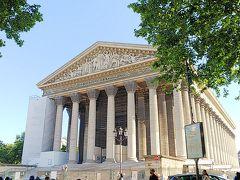 20年来の夢、憧れのモンサンミッシェルへ(5、最終日はマドレーヌ寺院とマスタードのマイユへ)