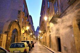魅惑のシチリア×プーリア♪ Vol.224 ☆トラーパニ:黄昏のトラーパニ旧市街♪