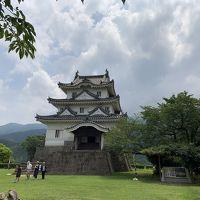 宇和島城・大洲城などを見にいく