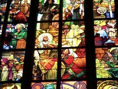 ☆春のプラハでモルダウを~♪.:*ハンガリー・スロバキア・チェコ周遊10日間 vol.45 「哲学の間」から聖ヴィート大聖堂へ☆