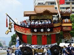 祇園祭 後祭 山鉾巡行を撮影に!2019年
