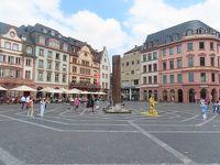 2019年7月 ドイツ&スイス、ちょっとフランス(最終日:マインツ観光〜フランクフルト帰国)