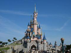 行きはビジネス、帰りはファースト 王道 ロンドン〜パリ  ディズニーランドパリは夢の国?�