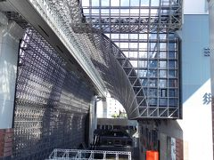 2018年10月 京都・京都御苑北側の散歩と京都駅