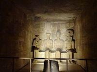 エジプトに行ってみたかったーー� 旅6日目午前 朝日のアブシンベル神殿