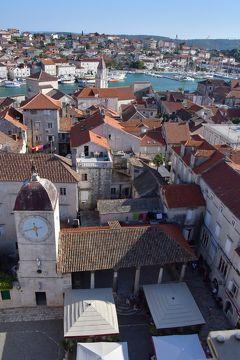 すんごく良かった〜クロアチア&スロベニア #5 世界遺産の古都トロギール。高いところからの眺めがおすすめ