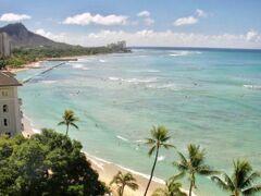 2010年9月コオリナ挙式参列♪ハワイ島&オアフ島凝縮5日(モアナサーフライダーオーシャンヴュー泊)