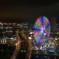 【横浜】横浜ベイホテル東急 ベイクラブフロア ベイビュールーム