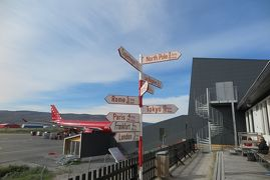 グリーンランドとヴィスビー中世週間2 -グリーンランドの玄関口カンゲルルスアーク-
