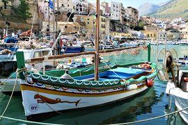 魅惑のシチリア×プーリア♪ Vol.233 ☆カステッランマーレデルゴルフォ:シチリアナンバーワンの美しい漁港♪