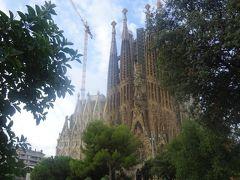 スペイン個人旅行③~サグラダファミリア、グエル公園、そしてバルセロナ最後のごはん~