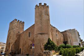 魅惑のシチリア×プーリア♪ Vol.235 ☆アルカモ:美しいアルカモ城の周囲を歩く♪