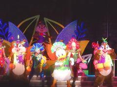 意外に空いてたディズニーランド☆ホット・ジャングル・サマー 真夏のお泊まりディズニー1日目