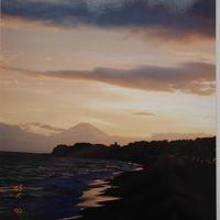 【神奈川・東京】絶景 七里ヶ浜の夕陽 ゜*・夏の思い出。鎌倉・飯田橋・市ヶ谷を歩いてみた・*゜