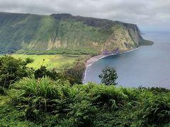 2019年サマーバケーションは9度目のハワイ島+初のマウイ島10日間(*^-^*)2日目Part2~マラサダ・ホノカア・ワイピオ渓谷~