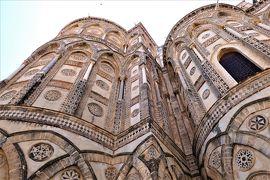 魅惑のシチリア×プーリア♪ Vol.243 ☆モンレアーレ:パノラマと大聖堂の美しい後ろ姿 ♪