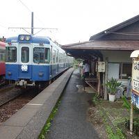 ちょっと空いた休日・千葉県の東の方へ【その3】 銚子電鉄に乗る。仲ノ町車庫も見学。