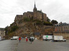2019年08月 パリ旅行7 モンサンミッシェル2日目