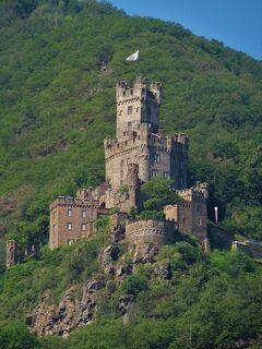 ドイツ周遊の旅⑮ 古城風ホテル?に泊まってライン川ランチクルーズ