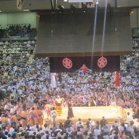 2019夏・令和最初の本州旅(パート4:令和最初の大相撲名古屋場所観戦、そして旅立ち)