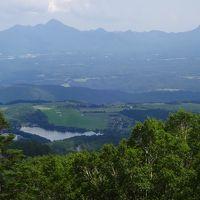 猛暑から2100mの高みにエスケープ!(北軽井沢から嬬恋へ)