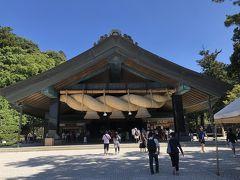 島根県巡り☆足立美術館から快晴の出雲大社へ