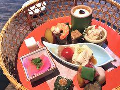 上野で和食と芸術に触れるお散歩。