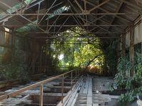 ナウル全盛期の名残の工場廃墟と残された旧日本軍の戦争遺跡を散策