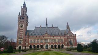 デンハーグ 国際司法裁判所~エッシャー美術館