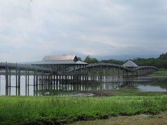真夏の東北三県巡り(19)鶴の舞橋で楽しむ大人の休日