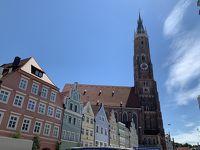 ドキドキの海外ひとり旅、デビューしました!ドイツ・オーストリアとちょっとだけスロヴァキア�<ランツフート>