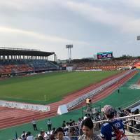 2019J1リーグ第24節アウェイ名古屋戦観戦記