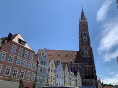 ドキドキの海外ひとり旅、デビューしました!ドイツ・オーストリアとちょっとだけスロヴァキア⑦<ランツフート>