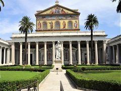 第2日目(8月7日)ローマ観光(バチカン美術館、四大聖堂)、ナポリへ