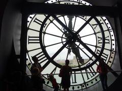 行きはビジネス、帰りはファースト 王道 ロンドン〜パリ   RERの夏の改修工事で大混乱  Navetteって何?オルセー美術館�