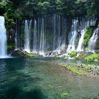 世界遺産富士山のまち・富士宮探訪〜富士山本宮浅間大社、白糸の滝、ちょっとだけ城跡も〜